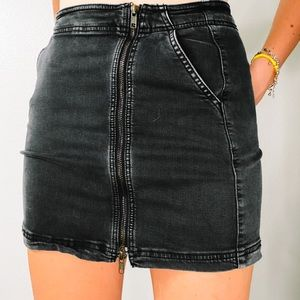 American Eagle Outfitters Skirts - american eagle black skirt